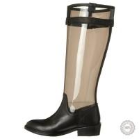 Juodi ilgaauliai batai Zalando Collection #3