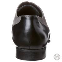 Juodi odiniai klasikiniai batai Pier One #2