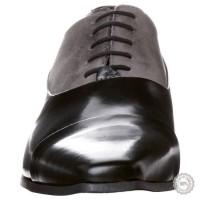 Juodi odiniai klasikiniai batai Pier One #4