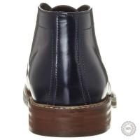 Mėlyni odiniai klasikiniai batai Zign #2