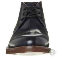 Mėlyni odiniai klasikiniai batai Zign #4