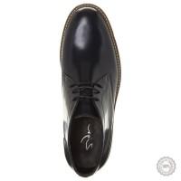 Mėlyni odiniai klasikiniai batai Zign #7