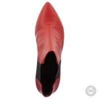Raudoni odiniai aulinukai Vagabond #7