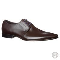 Rudi odiniai klasikiniai batai Belmondo