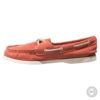 Rožiniai odiniai mokasinai Sperry Top-Sider #6