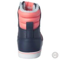 Mėlyni odiniai laisvalaikio batai Hummel #2