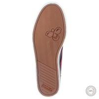 Mėlyni odiniai laisvalaikio batai Hummel #3
