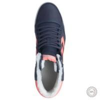 Mėlyni odiniai laisvalaikio batai Hummel #7