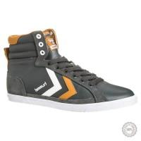 Pilki odiniai laisvalaikio batai Hummel