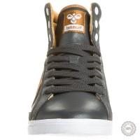 Pilki odiniai laisvalaikio batai Hummel #4