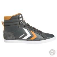Pilki odiniai laisvalaikio batai Hummel #5