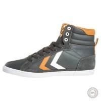 Pilki odiniai laisvalaikio batai Hummel #6