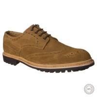 Rudi odiniai klasikiniai batai KIOMI