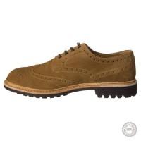 Rudi odiniai klasikiniai batai KIOMI #6