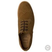 Rudi odiniai klasikiniai batai KIOMI #7