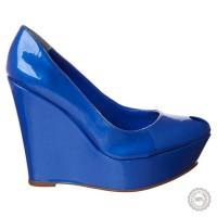 Mėlyni aukštakulniai bateliai Lillys Closet #5
