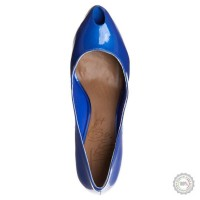 Mėlyni aukštakulniai bateliai Lillys Closet #7