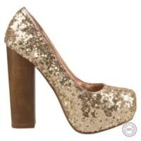 Aukso spalvos aukštakulniai Blink #2
