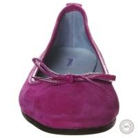 Rožinės odinės balerinos Gant #4