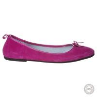 Rožinės odinės balerinos Gant #5