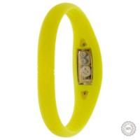 Geltonas vyriškas laikrodis IO?ION #2