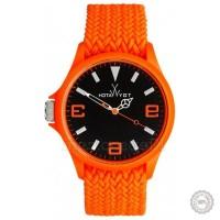 Oranžinis moteriškas laikrodis ToyWatch